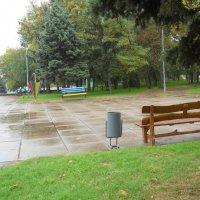 Здесь зонтик не поможет :: Галина