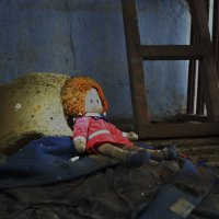 кукла :: Ольга Григорьева