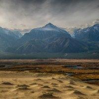 Прогулка по Баргузинской долине :: Павел Федоров