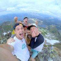 Андрей Карпов - Радость покорения вершин :: Фотоконкурс Epson