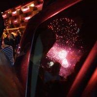 Вариации на тему праздник в городе. :: Елена Мартынова