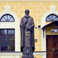 Церковь преподобного Серафима Саровского  /3/ :: Сергей