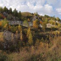 осень на сылве :: Константин Трапезников