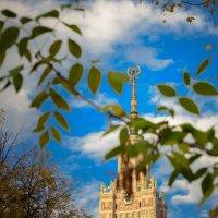 Осень в столице :: Александр Колесников