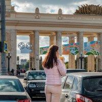 Москва как в кино :: Юрий Ефимов