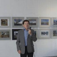 Открытие фотовыставки. :: Евгений Голубев