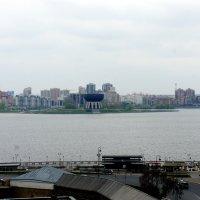 Вид на Казань со смотровой площадки Казанского кремля :: Елена Павлова (Смолова)