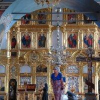 Годеново Храм животворящего креста :: Владимир