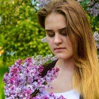 природа для неё всё :: Света Кондрашова