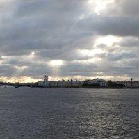 Проходя по Троицкому мосту :: tipchik
