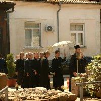 Паломническая процессия в г. Созополь :: Екатерррина Полунина