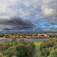 Городской пейзаж :: Сергей