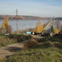 Осень на реке Сылве :: Валерий Конев