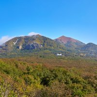 Осень в горах :: Николай Николенко