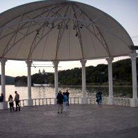 Озеро Абрау. :: Ирина Прохорченко