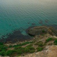 Чистый крымский берег и прозрачное море) :: Энвер Крымский
