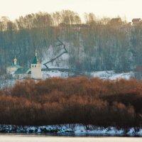 Дудин монастырь. :: Николай Масляев