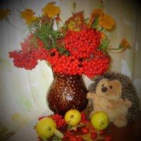 Осенний натюрморт. :: Valentina
