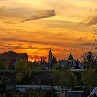 Сентябрьский закат.. :: марк