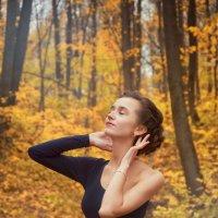 Осеннее настроение. :: Мария Бизунова