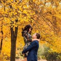 Осенняя романтика :: Евгения Мартынова