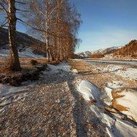 На горы зимние, взор Ваш, пусть неутомимым будет 3 :: Сергей Жуков