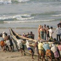 Рыбаки из Ковалама :: Elen Dol