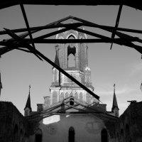 Католическая церковь в селе Каменка, Саратовская область :: Семья Фоменковых