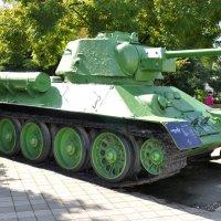 Т-34 образца 43 года :: Антон Бояркеев