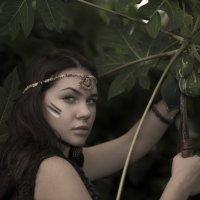 Амазонка :: Марина Мудрова