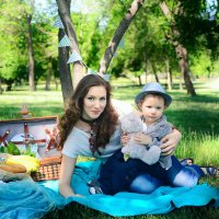 Семейная фотосессия в самаре :: марина алексеева