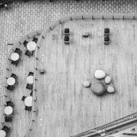 Внутренний дворик гостиницы :: Андрей Синявин