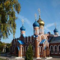 Свято-Воскресенский мужской монастырь :: марина ковшова