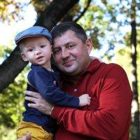 кто придумал что папы больше любят дочек? :: Светлана Попова