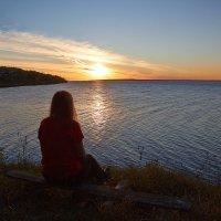 наблюдая закат :: Седа Ковтун