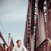 Crossroads of the Continent. Мужская фотосессия. Мужской портрет. Фотограф Руслан Кокорев. :: Руслан Кокорев