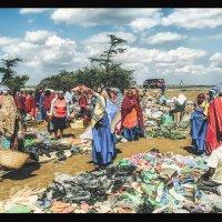 Занесло меня на масайский базар...Танзания! :: Александр Вивчарик