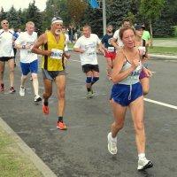 Скоро финиш, ура даме!! :: Ирина Олехнович