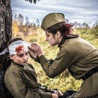 Первая помощь :: Анна Никонорова