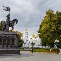 Памятник князю Владимиру Красное Солнышко и святителю Федору :: Альберт Беляев