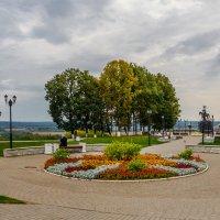 Площадь около Успенского собора :: Альберт Беляев