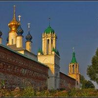 ростовские зарисовки :: Дмитрий Анцыферов