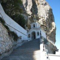Свято-Успенский пещерный монастырь :: Варвара