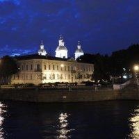 Прогулка по Питеру :: Ольга Тумбаева
