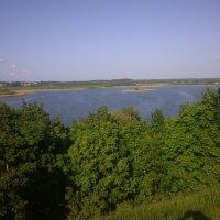 Браслав, остров посреди озера. :: Дмитрий Гринкевич