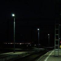 Ночной вокзал :: Людмила Волдыкова