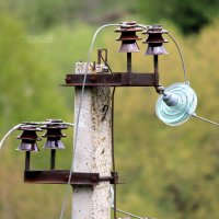 Электричество №1 :: Илья Скупой