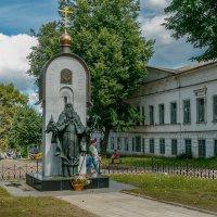 Достопримечательности  уездного городка Калязин :: Екатерина Рябцева