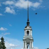 Вознесенская церковь :: Екатерина Рябцева