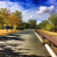Осень-осень :: Амина Мухамедзянова